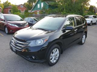 Used 2013 Honda CR-V Touring for sale in Brampton, ON