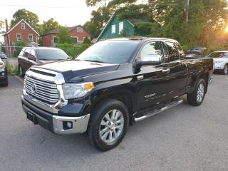 Used 2014 Toyota Tundra Limited  for sale in Brampton, ON