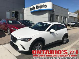 Used 2019 Mazda CX-3 GS AWD/IACTIVE SENSE for sale in Toronto, ON