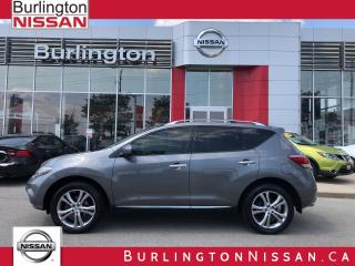 Used 2013 Nissan Murano LE, ACCIDENT FREE ! for sale in Burlington, ON