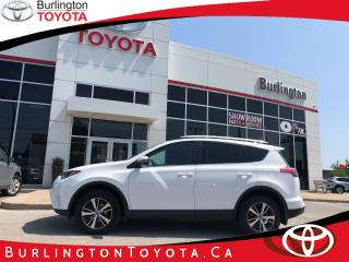 Used 2016 Toyota RAV4 XLE EXTENDED WARRANTY for sale in Burlington, ON