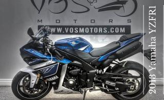 Used 2013 Yamaha YZF-R1 - No Payments For 1 Year** for sale in Concord, ON