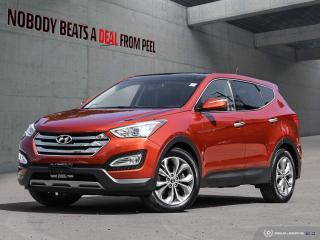 Used 2013 Hyundai Santa Fe Sport Premium*Bluetooth*Siriuxxm*USB*AUX*Clean* for sale in Mississauga, ON