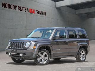 Used 2015 Jeep Patriot Sport/North*Sunroof*Leather*Tints*AC* for sale in Mississauga, ON