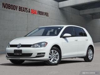 Used 2015 Volkswagen Golf 2.0 TDI*Clean*No Accidents*Siriusxm*Bluetooth* for sale in Mississauga, ON