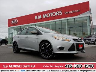 Used 2013 Ford Focus SE | BLUETOOTH | HEATED SEATS | ALLOYS | 115K KMS for sale in Georgetown, ON