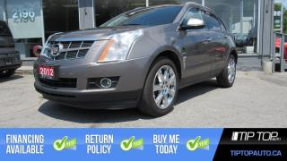 Used 2012 Cadillac SRX Luxury and Performance Collection AWD for sale in Bowmanville, ON