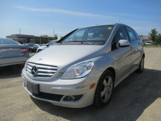 Used 2007 Mercedes-Benz B-Class HEATED SEATS, BLUETOOTH for sale in Brampton, ON