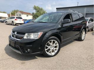 Used 2016 Dodge Journey Limited | DVD| Sunroof | 7Pass| FWD | for sale in St Catharines, ON