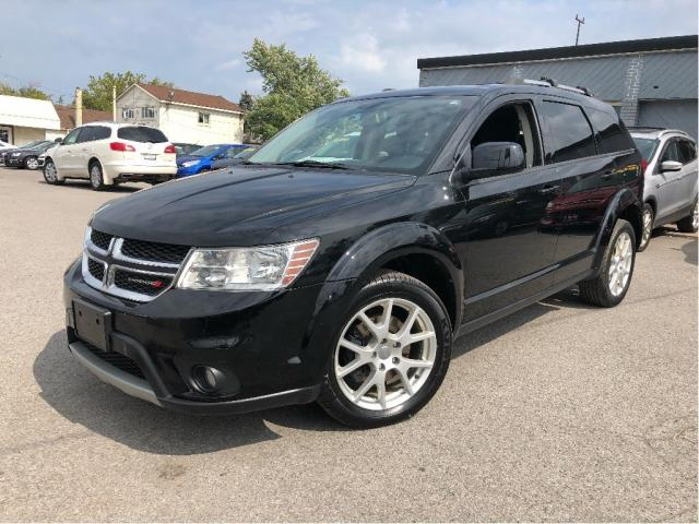2016 Dodge Journey Limited | DVD| Sunroof | 7Pass| FWD |