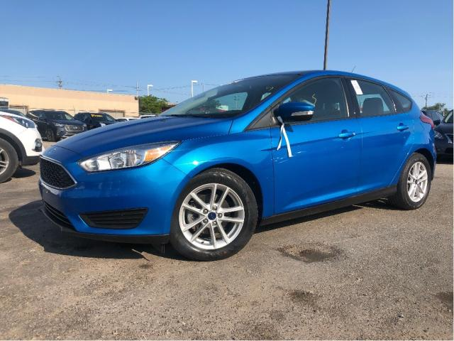 2015 Ford Focus SE| Hatchback| Bluetooth | B/Up Camera