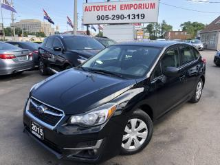Used 2015 Subaru Impreza PZEV AWD Backup Camera/Bluetooth/All Power&ABS* for sale in Mississauga, ON