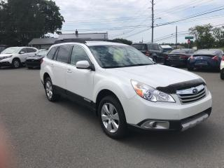 Used 2012 Subaru Outback 2.5I Premium W/ New Brakes! for sale in Truro, NS
