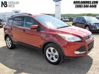 Used 2016 Ford Escape SE  - Bluetooth -  SiriusXM -  Heated Seats for sale in Paradise Hill, SK