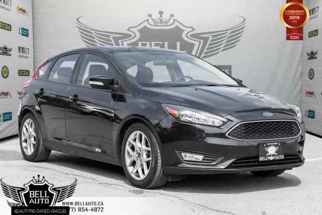 2015 Ford Focus SE, NAVI, BACK-UP CAM, BLUETOOTH, VOICE CMND