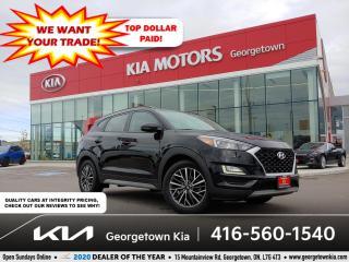 Used 2019 Hyundai Tucson PREFERRED TREND  PANO ROOF  LANE KEEP  BU CAM   BT for sale in Georgetown, ON