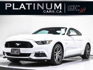 Used 2016 Ford Mustang GT 5.0, 435HP, CAMERA, COOLED/HEATED Seats for sale in Toronto, ON