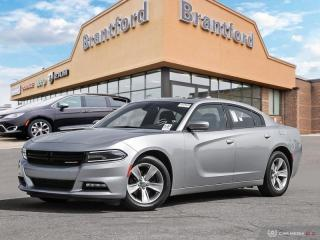Used 2018 Dodge Charger SXT  - Aluminum Wheels -  Heated Seats - $192 B/W for sale in Brantford, ON