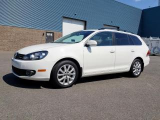 Used 2013 Volkswagen Golf Wagon 4 portes TDI DSG Comfortline for sale in St-Eustache, QC