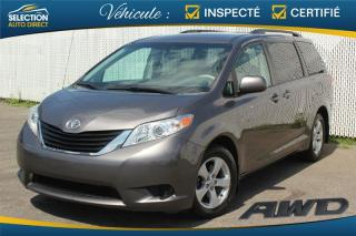 Used 2012 Toyota Sienna 5DR V6 LE 7-PASS AWD for sale in Ste-Rose, QC