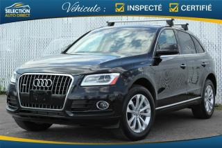 Used 2016 Audi Q5 2.0T Progressiv for sale in Ste-Rose, QC