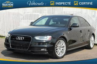 Used 2015 Audi A4 4dr Sdn Auto Komfort plus quattro for sale in Ste-Rose, QC