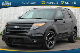 Used 2015 Ford Explorer 4WD 4DR SPORT for sale in Ste-Rose, QC
