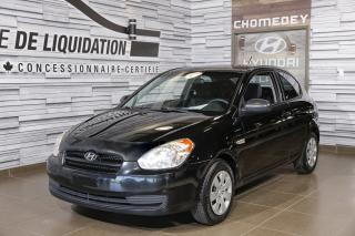 Used 2010 Hyundai Accent GL for sale in Laval, QC