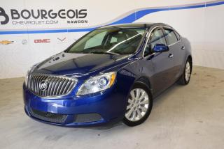 Used 2014 Buick Verano *** CX, CUIR, MAGS, GR ELECT. *** for sale in Rawdon, QC