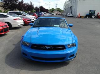 Used 2012 Ford Mustang DECAPOTABLE for sale in Montréal, QC