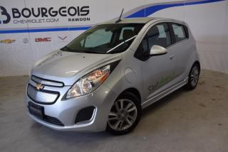 Used 2014 Chevrolet Spark EV *** charge rapide, simili-cuir, 1SB, CBT ** for sale in Rawdon, QC