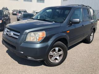 Used 2006 Honda Pilot Ex-L Awd Cuir/toit for sale in St-Eustache, QC