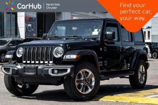New 2019 Jeep Wrangler Unlimited Sahara|New Car|4x4|Tech,Alpine.Prem.Audio.Pkgs|Bluetooth| for sale in Thornhill, ON