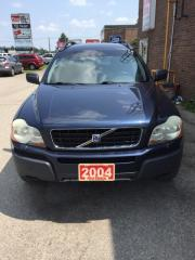 Used 2004 Volvo XC90 for sale in Kitchener, ON