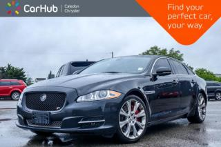 Used 2012 Jaguar XJ XJL Supercharged for sale in Bolton, ON
