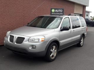 Used 2007 Pontiac Montana Sv6 THIS WHOLESALE VAN WILL BE SOLD AS-TRADED! INQUIRE FOR MORE! for sale in Charlottetown, PE