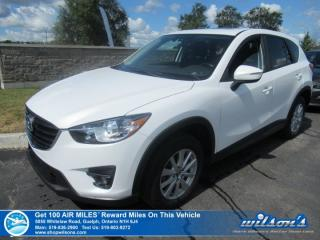 Used 2016 Mazda CX-5 GS- Sunroof,Navigation, Heated Seats, Cruise Control, Alloy Wheels and more! for sale in Guelph, ON