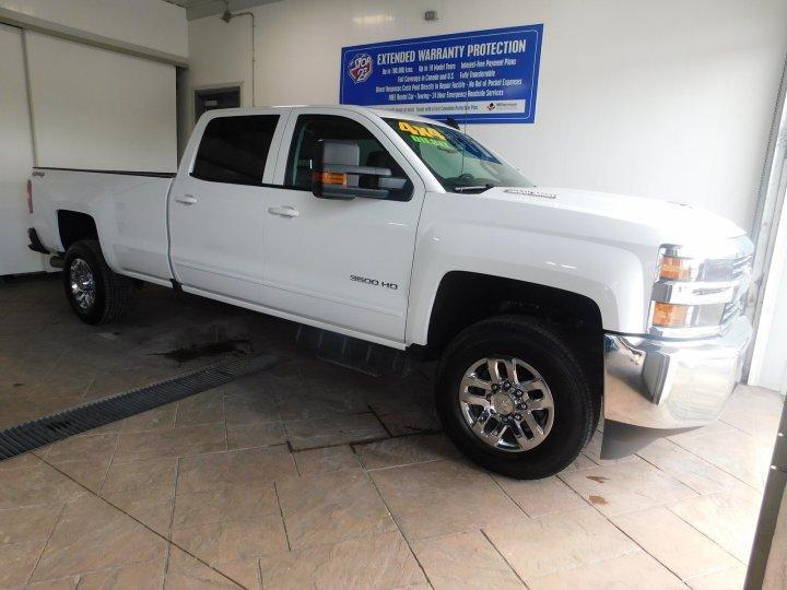 Duramax Diesel For Sale >> Used 2018 Chevrolet Silverado 3500hd Lt Duramax Diesel For