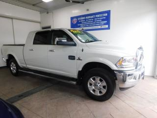 Used 2018 RAM 2500 Longhorn *DIESEL* LEATHER NAVI SUNROOF for sale in Listowel, ON