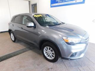Used 2018 Mitsubishi RVR SE for sale in Listowel, ON