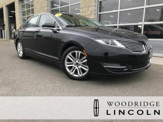 Used 2015 Lincoln MKZ ***PRICE REDUCED*** 3.7L, SUNROOF, LEATHER HEATED SEATS, BACK UP CAMERA for sale in Calgary, AB