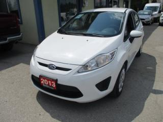 Used 2013 Ford Fiesta GAS SAVING SE - HATCH MODEL 5 PASSENGER 1.6L - DOHC.. CD/AUX INPUT.. KEYLESS ENTRY.. for sale in Bradford, ON