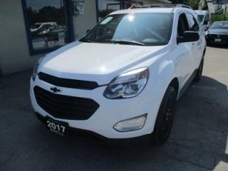 Used 2017 Chevrolet Equinox ALL-WHEEL DRIVE LT MODEL 5 PASSENGER 2.4L - ECO-TEC.. NAVIGATION.. LEATHER.. HEATED SEATS.. POWER SUNROOF.. for sale in Bradford, ON