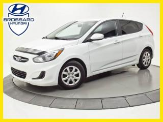 Used 2013 Hyundai Accent GL, SIÈGES CHAUFFANTS, A/C, CRUISE for sale in Brossard, QC