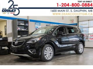 New 2019 Buick Envision Premium for sale in Dauphin, MB