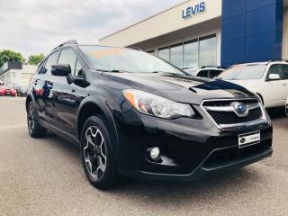 Used 2015 Subaru XV Crosstrek Ltd Package for sale in Lévis, QC