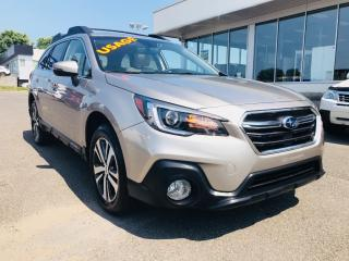 Used 2018 Subaru Outback 3.6R LTD EYESIGHT for sale in Lévis, QC