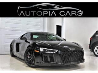 Used 2018 Audi R8 Coupe V10 plus 5.2 FSI quattro S tronic for sale in North York, ON
