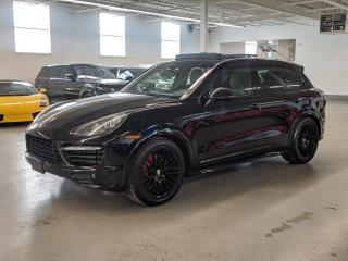 Used 2013 Porsche Cayenne NAVI/PANO/BACK-UP CAMERA/SPORT EXHAUST! for sale in Toronto, ON