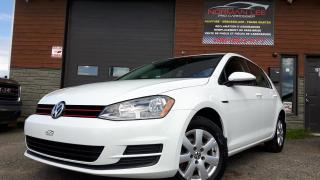 Used 2016 Volkswagen Golf COMFORTLINE 1.8 TSI AUTOMATIQUE for sale in St-Henri-de-Levis, QC
